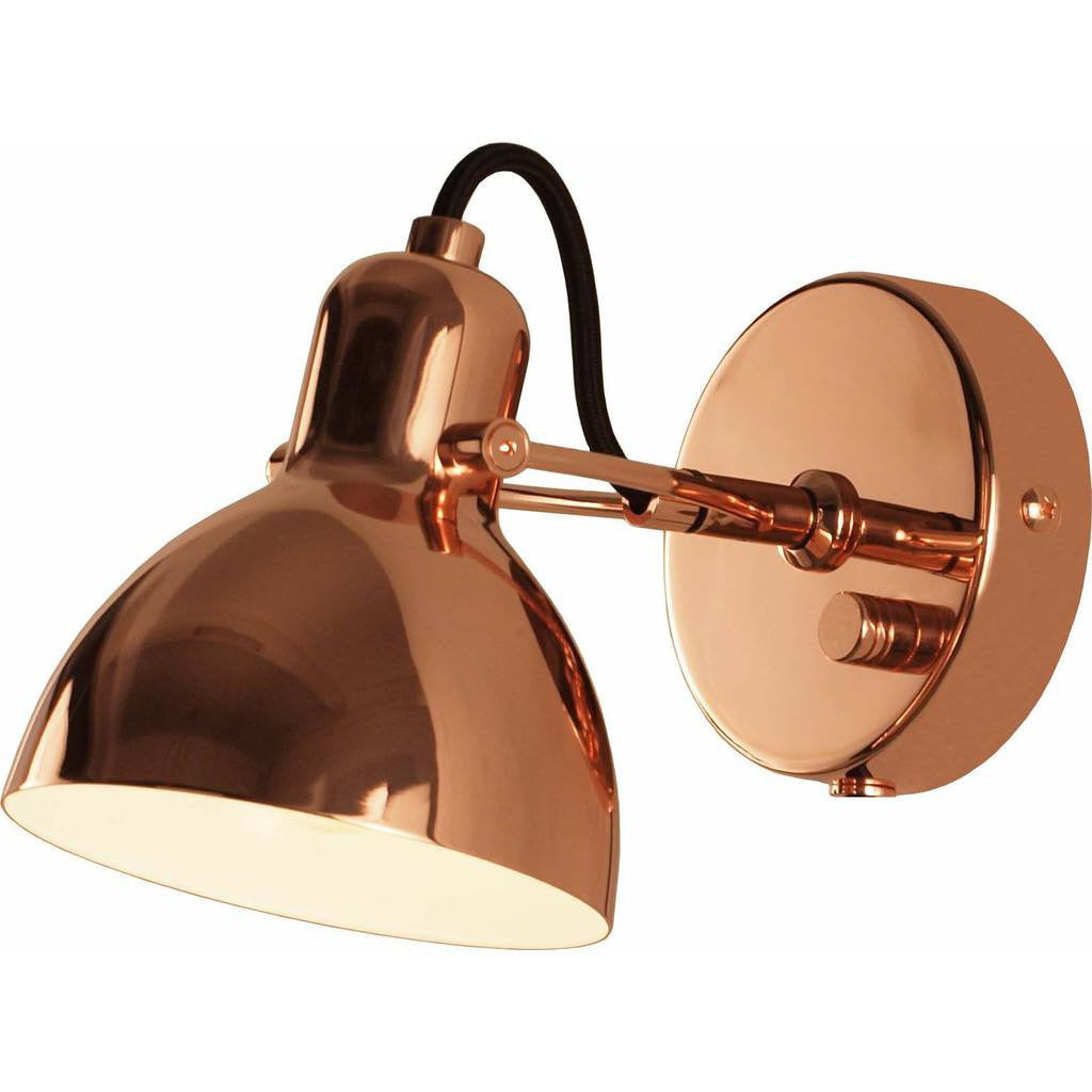 Seed Design Laito Wall Lamp | Copper