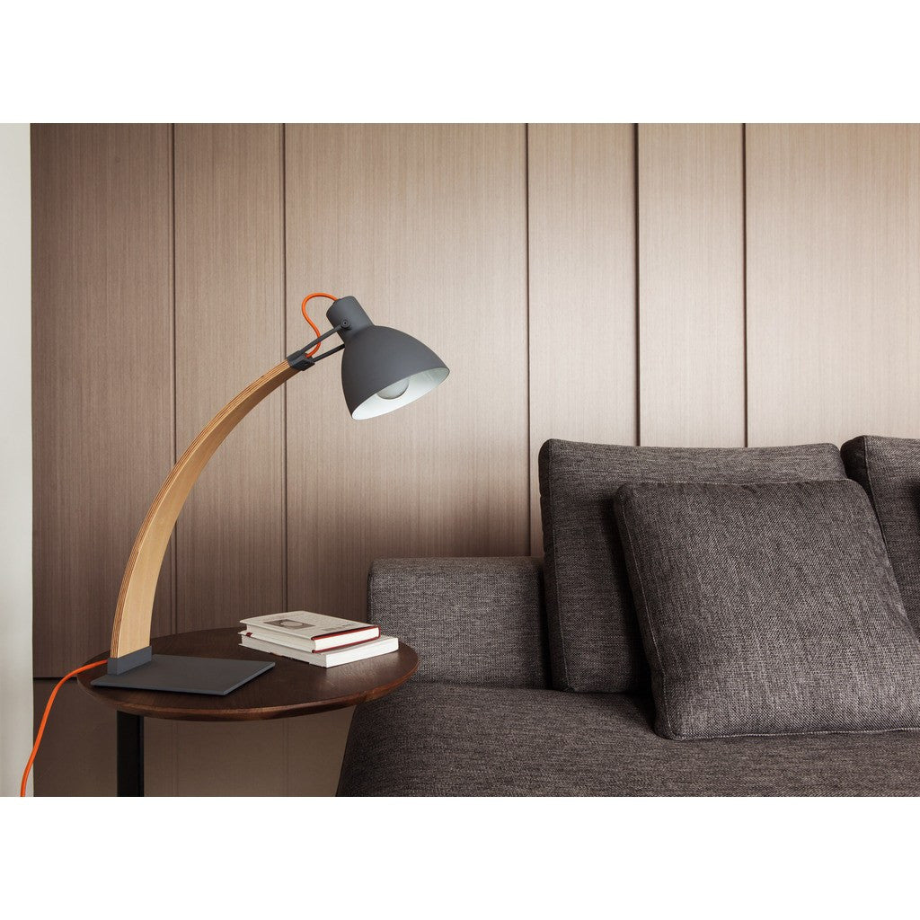 Seed Design Laito Wood Table Lamp Dark Gray Sq 893dwr Dgy Sportique