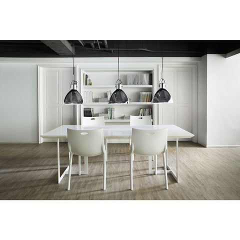 Seed Design Laito Large Pendant | Chrome- SQ-897MP-CRM
