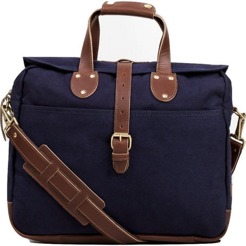United by Blue Lakeland Laptop Messenger Bag | Navy LAKELAND-NV