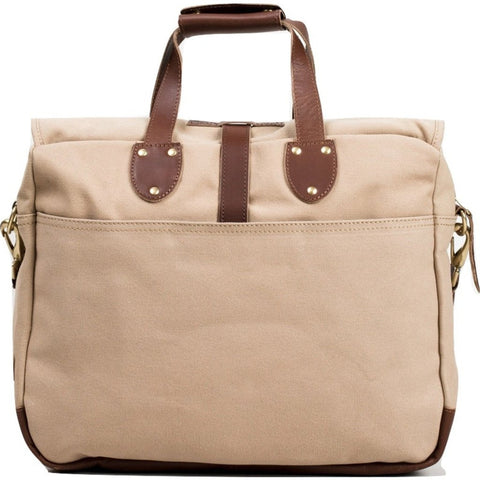 United By Blue Lakeland Laptop Messenger Bag | Tan LAKELAND-TN