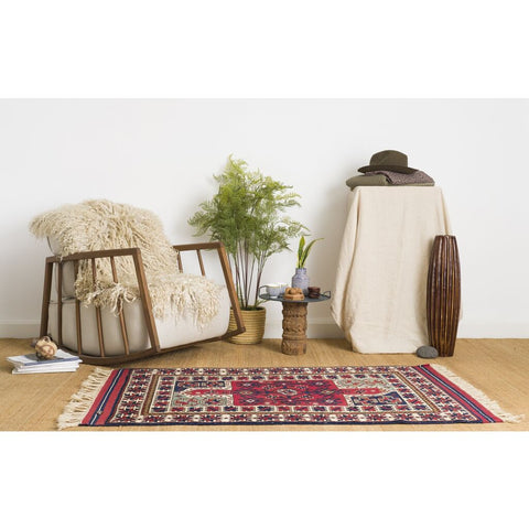 "Revival Rugs Lamis Naturally Aged Rugs |  3'4"" x 5'1"""