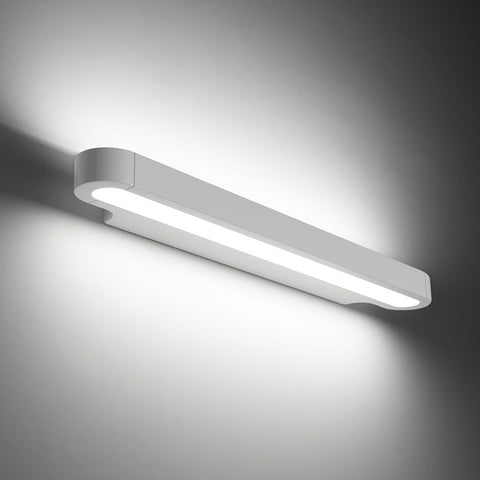 Artemide Design Talo 60 LED Wall Light | Gloss white 1914048ADIMTV