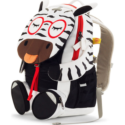 Affenzahn Big Friends Backpack | Zena Zebra AFZ-FAL-001-009