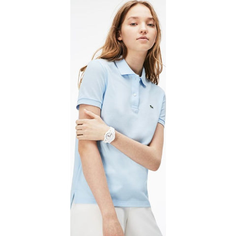 Lacoste Classic Fit Cotton Pique Women's Polo Shirt | Rill