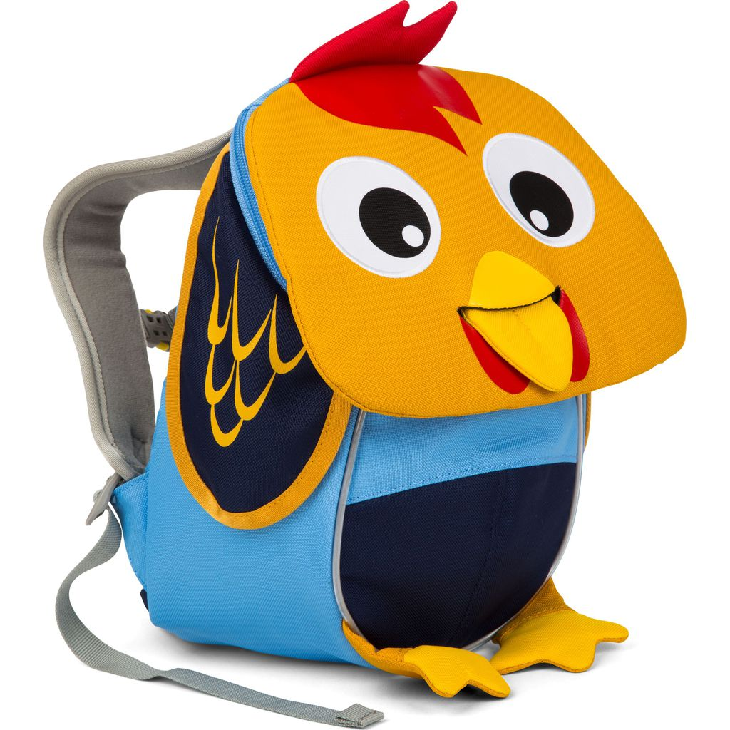 Affenzahn Small Friends Backpack | Richie Rooster AFZ-FAS-001-018