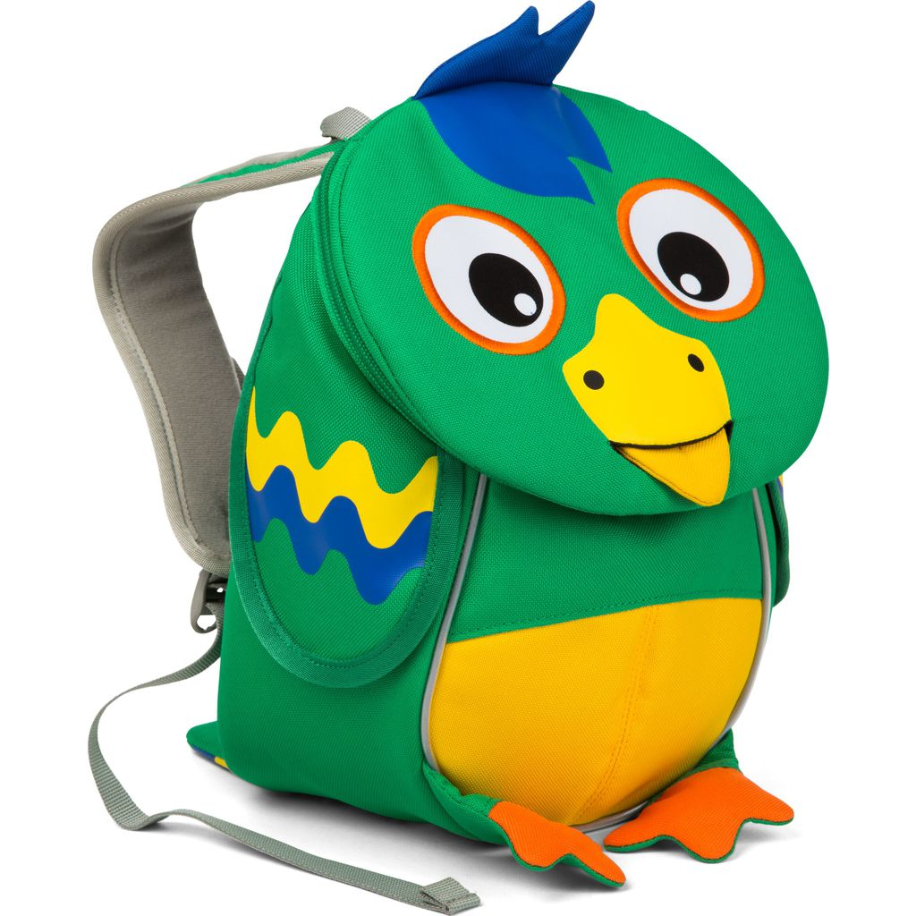 Affenzahn Small Friends Backpack | Piet Parrot AFZ-FAS-001-019