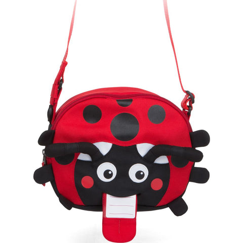 Affenzahn Mini Friends Shoulder Bag | Lilly Ladybird AFZ-FSB-002-009