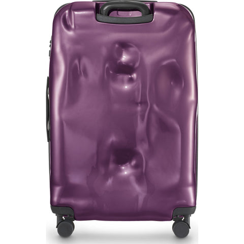 Crash Baggage Bright Large Trolley Suitcase | Purple Electric CB113-23