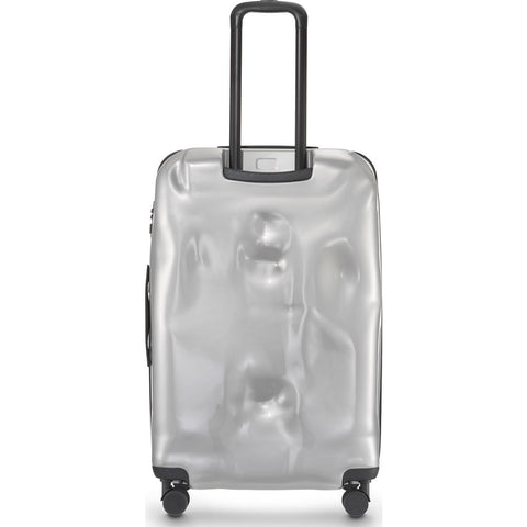 Crash Baggage Bright Large Trolley Suitcase | Silver Medal CB113-21