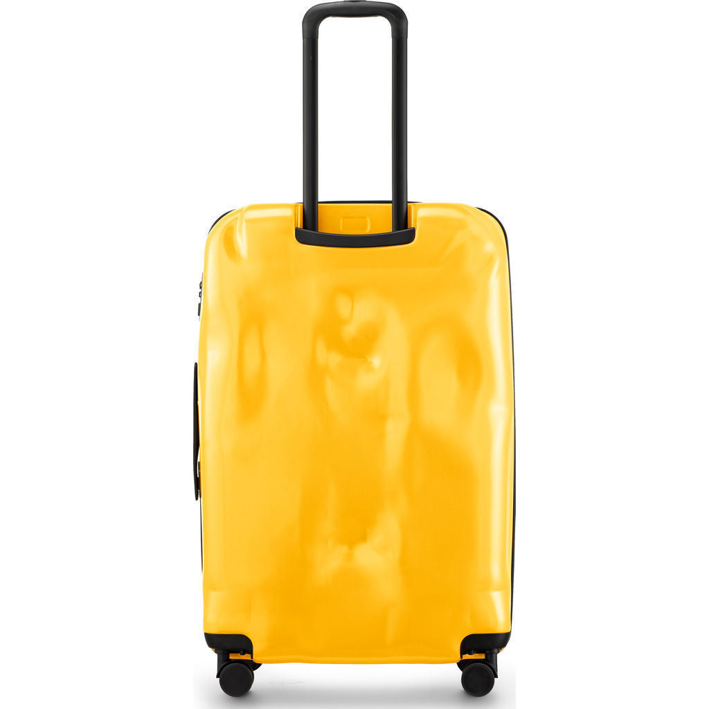 Crash Baggage Pioneer Large Trolley Suitcase | Mustard Yellow CB103-04