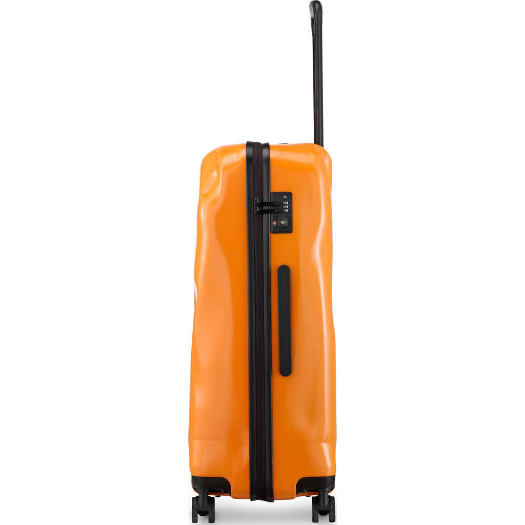 Crash Baggage Pioneer Large Trolley Suitcase | Pumpkin Orange CB103-12