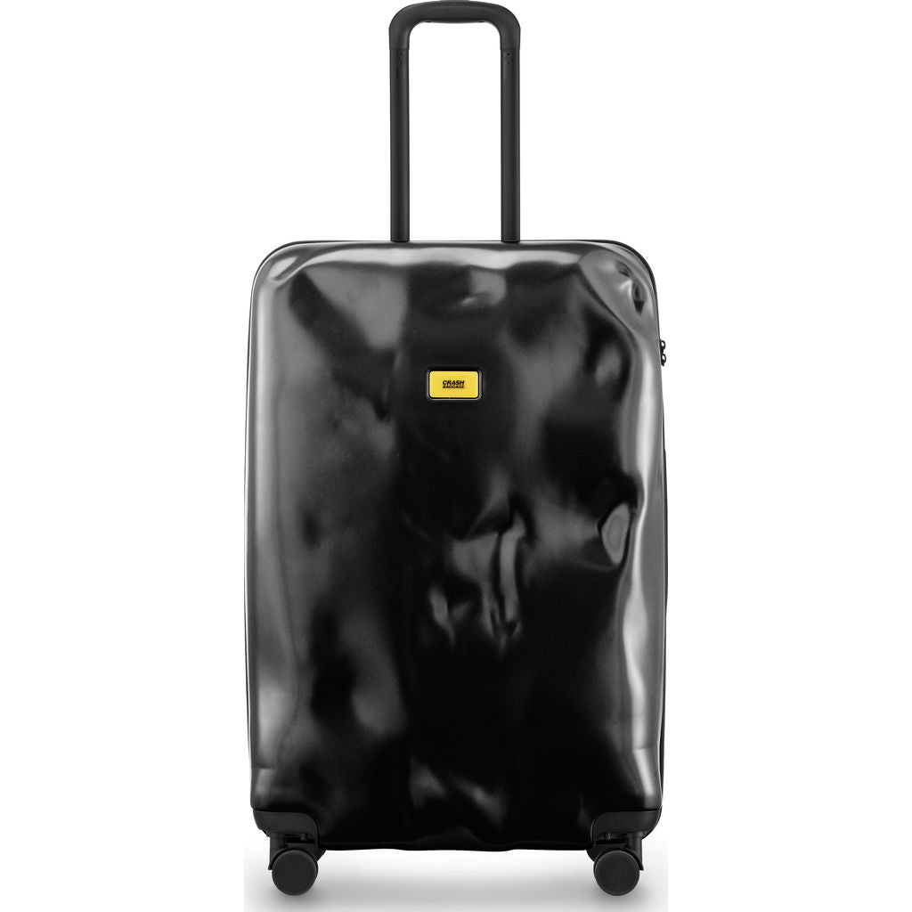 Crash Baggage Pioneer Large Trolley Suitcase | Black CB103-01