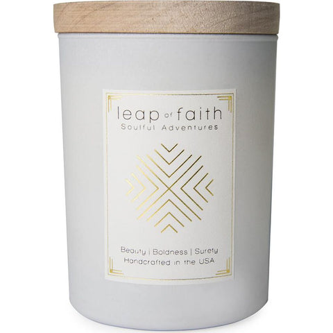 Ethics Supply Co. Soulful Adventures Candle | Leap of Faith