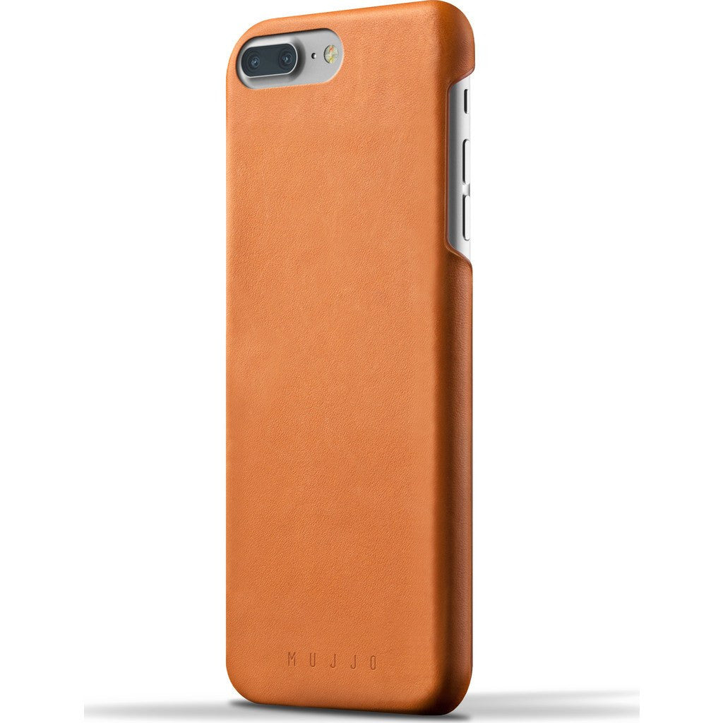 Mujjo Leather Case for iPhone 7 Plus | Tan MUJJO-CS-024-TN