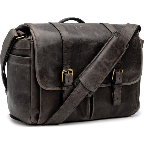 ONA Brixton Camera Messenger Bag | Dark Truffle ONA5-013LDB