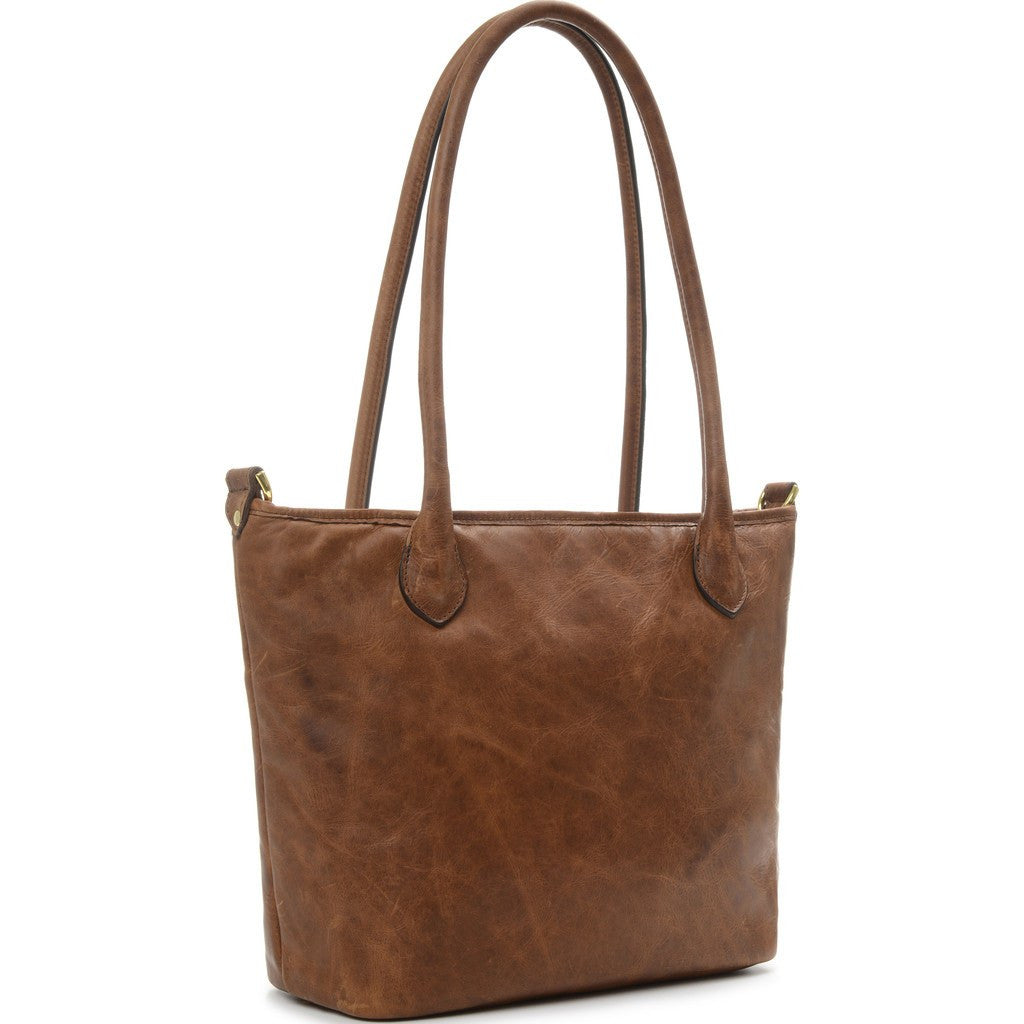 ONA Capri Camera Tote Bag | Antique Cognac ONA5-009LBR