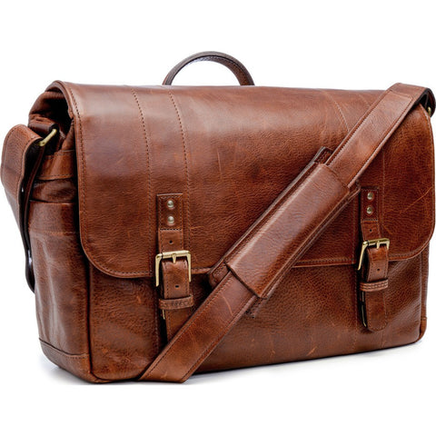 ONA Union Street Camera Messenger Bag | Walnut ONA5-003LTC