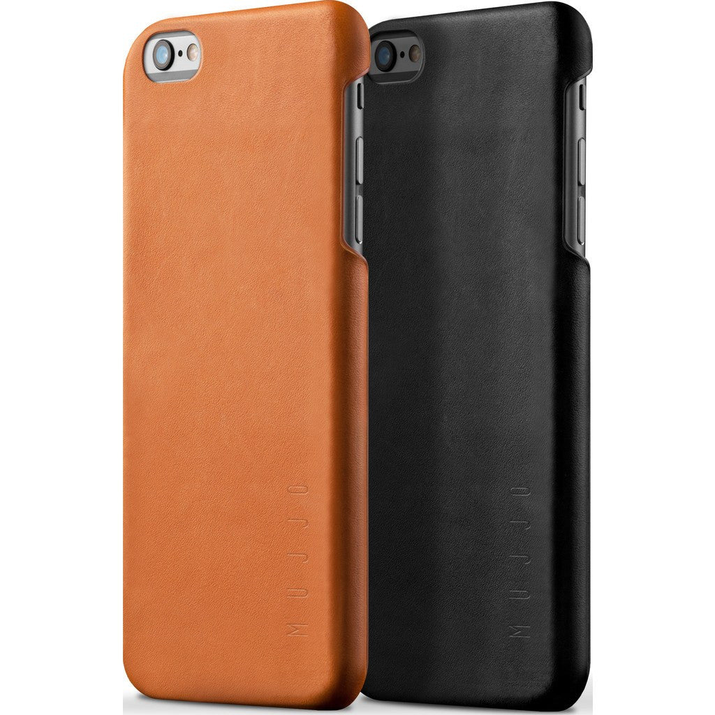 cheap for discount b8336 6d0ff Mujjo Leather Case for iPhone 6/6s Plus | Tan