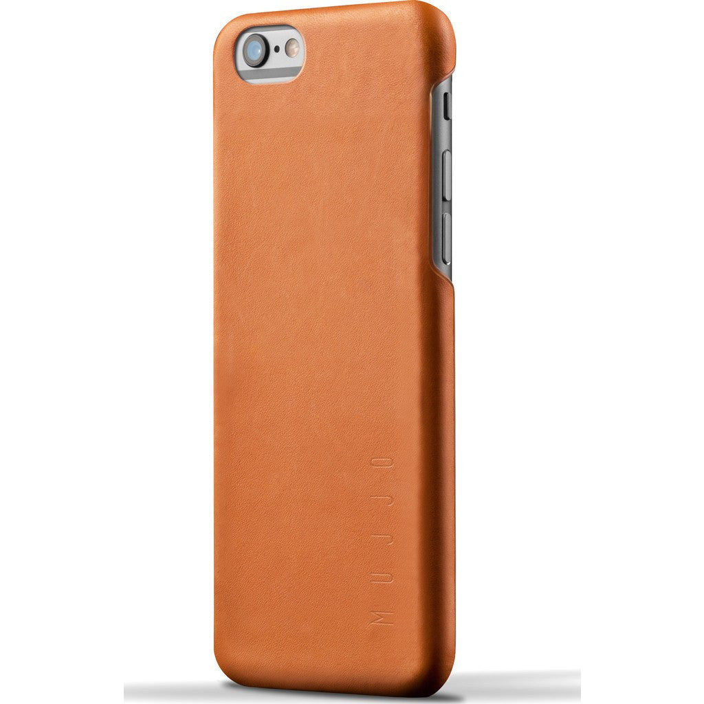 Mujjo Leather Case for iPhone 6(s) | Tan MUJJO-SL-085-TN