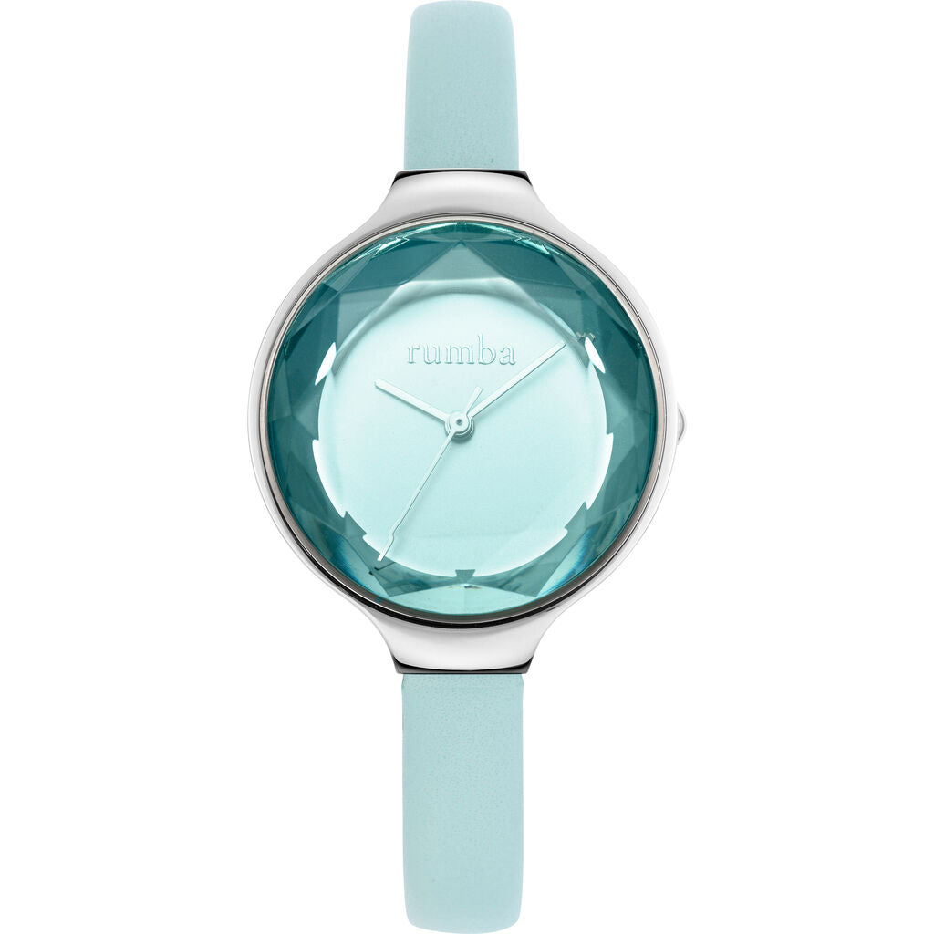 Rumba Time Orchard Gem Watch | Leather Sky 28089
