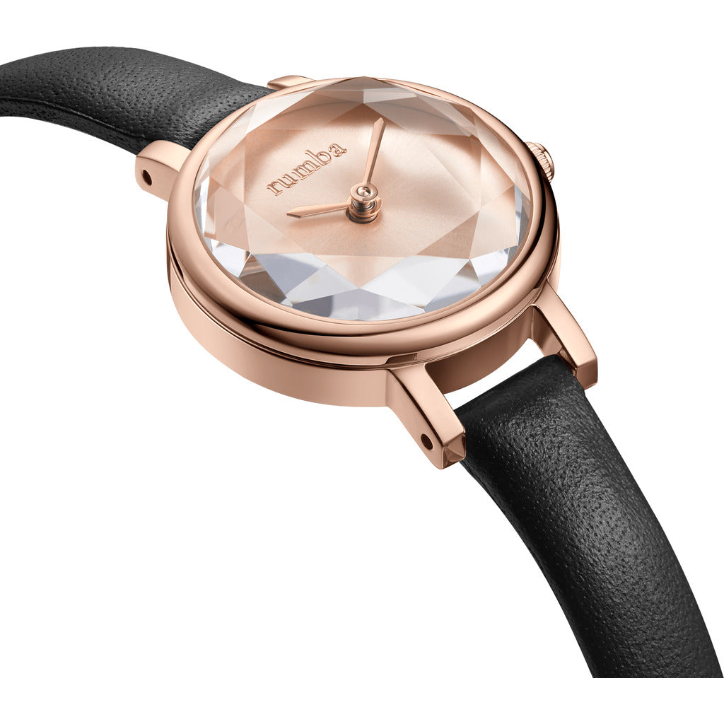 Rumba Time Venice Watch | Leather Rose Gold 27496