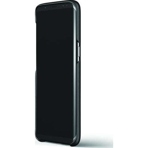 Mujjo Leather Case for Galaxy S8 | Black-MUJJO-CS-063-BK