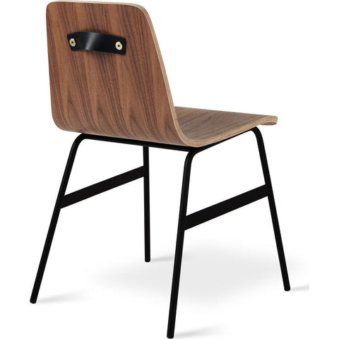 Gus* Modern Lecture Chair | Walnut ECCHLECT-wn