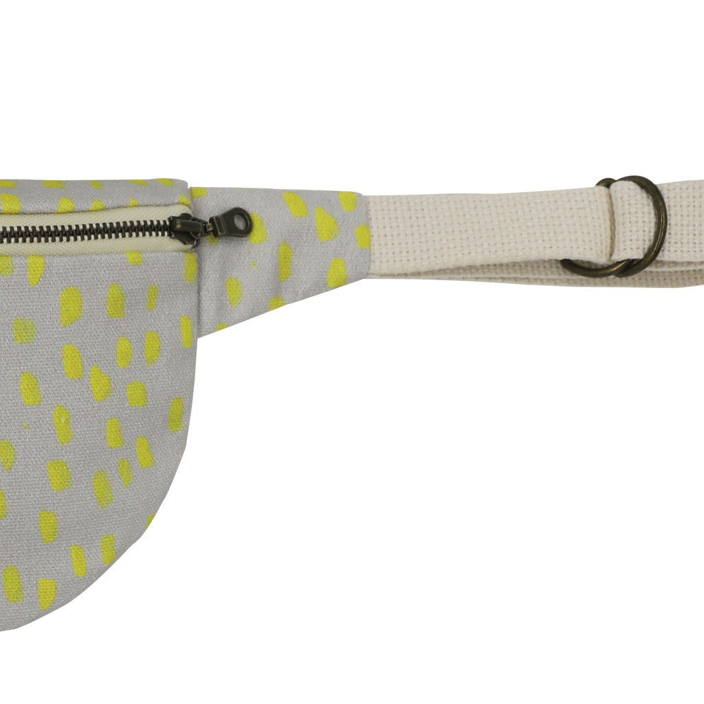 Avenue Dee x Curio Wolf Fanny Pack | Lemon Drop