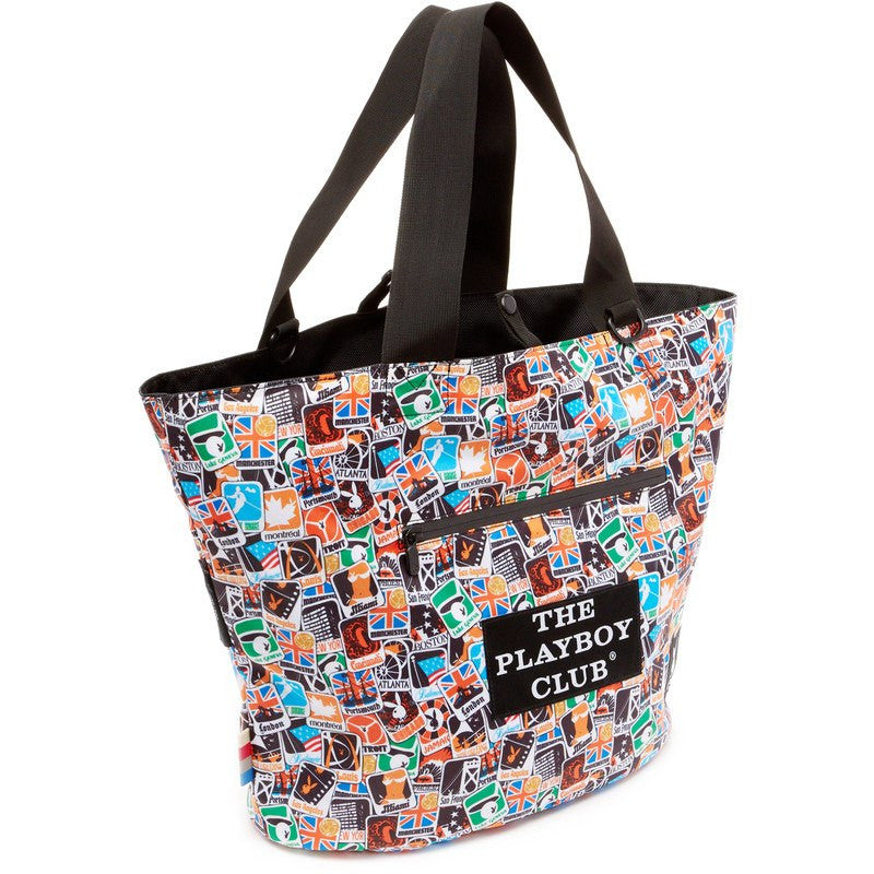 Lexdray X Playboy Reversible Tote