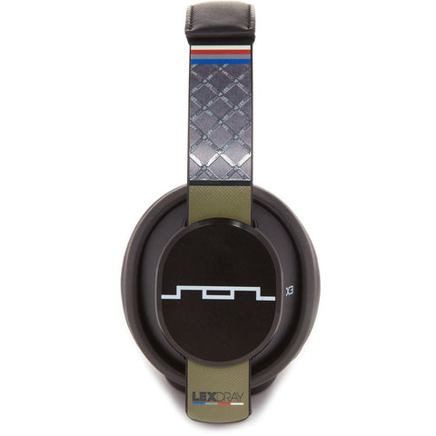 Lexdray x Sol Republic Headphones