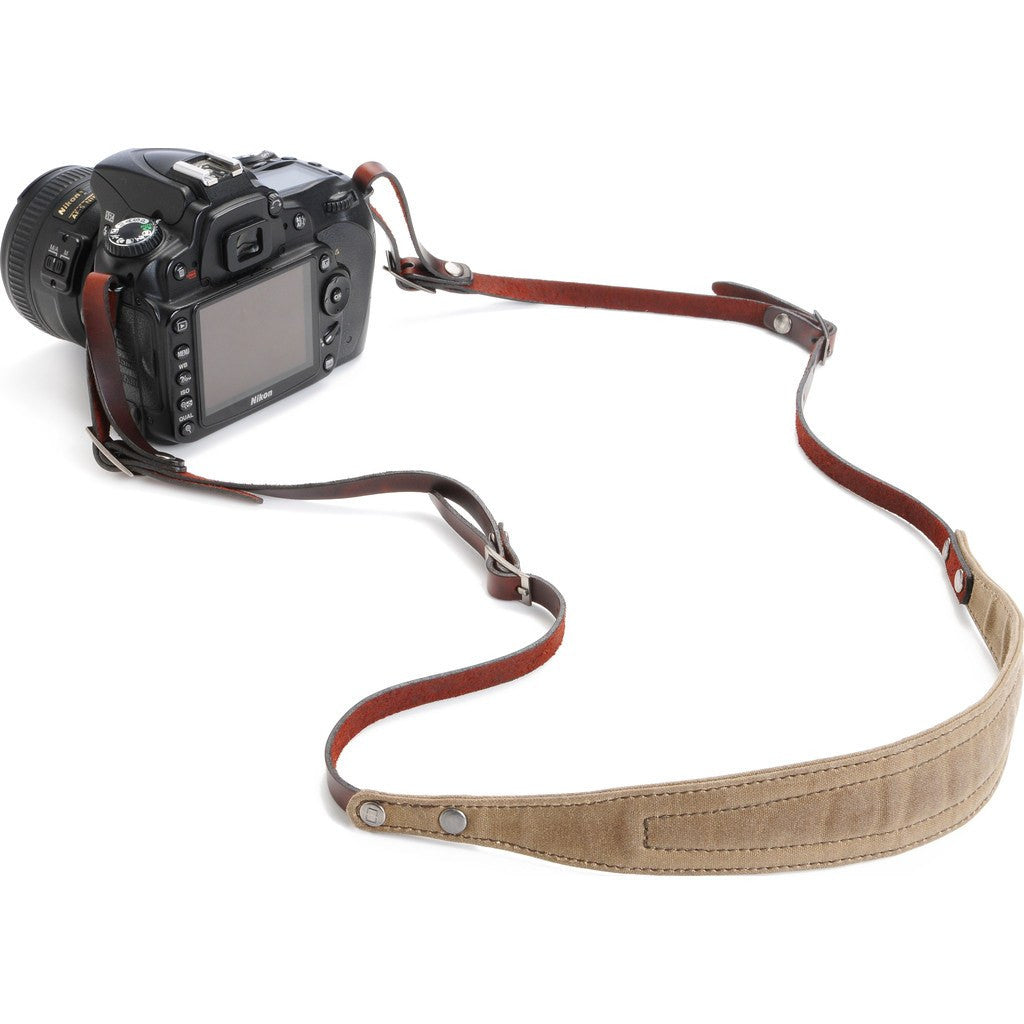 ONA Lima Camera Strap | Field Tan ONA5-015RT