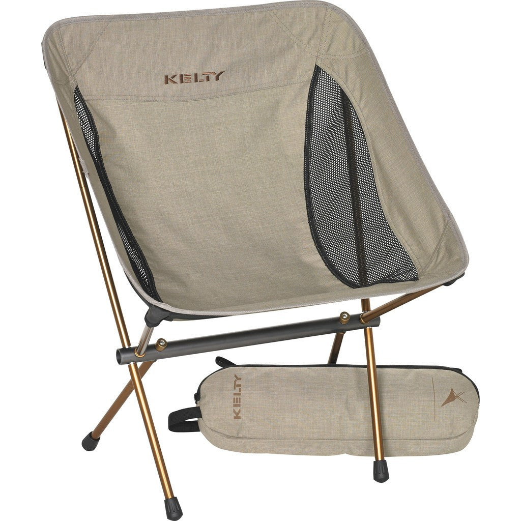 Kelty Linger Low-Back | Heathered Tundra/Ano Copper 61510416TUN