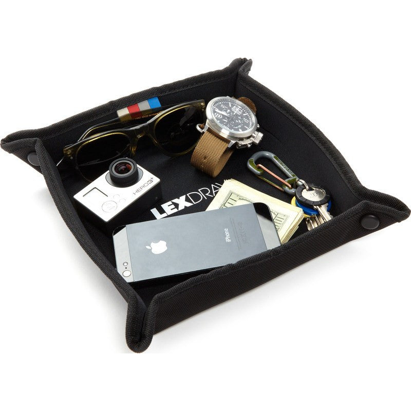 Lexdray Lisbon Travel Tray | Black