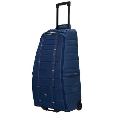 Douchebags Little Bastard 60L Roller Suitcase | Deep Sea Blue
