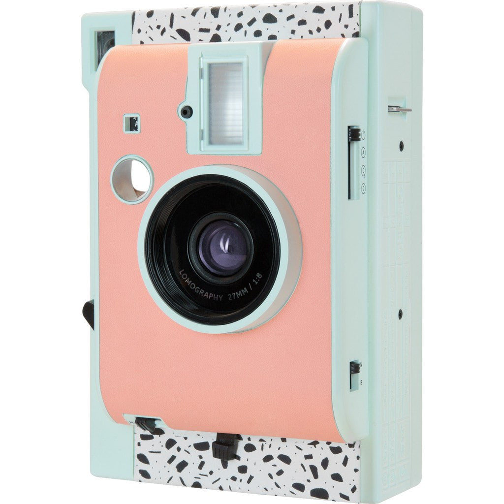 Lomography Lomo'Instant Camera and Lenses | Milano LI800MILANO