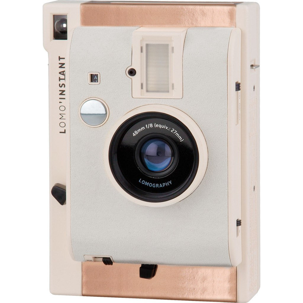 Lomography Lomo'Instant Camera and Lenses | Mumbai LI800COPPER