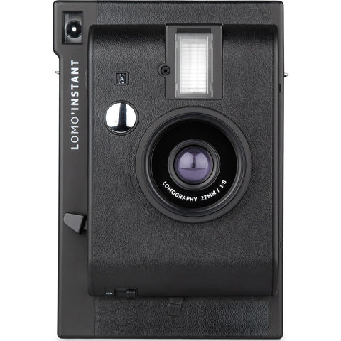 Lomography Lomo'Instant Camera & Lenses | Black li800b