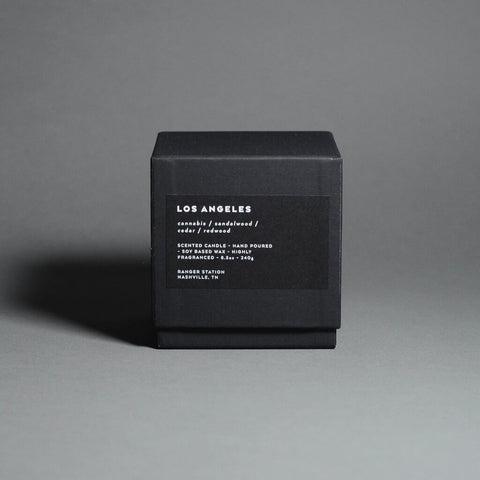 Ranger Station City Series Scented Candle | Los Angeles