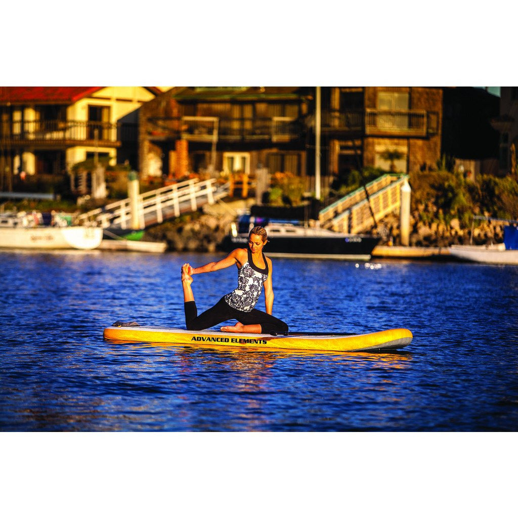 Advanced Elements Lotus YSUP | White/Orange AE1062