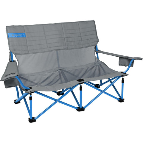 Kelty Mesh Low-Loveseat | Smoke/Paradise Blue 61510417SM