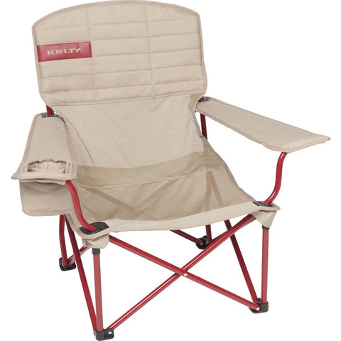 Kelty Mesh Lowdown Chair | Tundra/Chili Pepper 61510617TUN