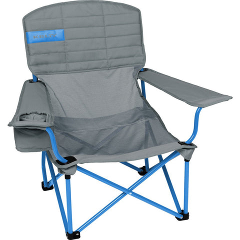 Kelty Mesh Lowdown Chair | Smoke/Paradise Blue 61510617SM