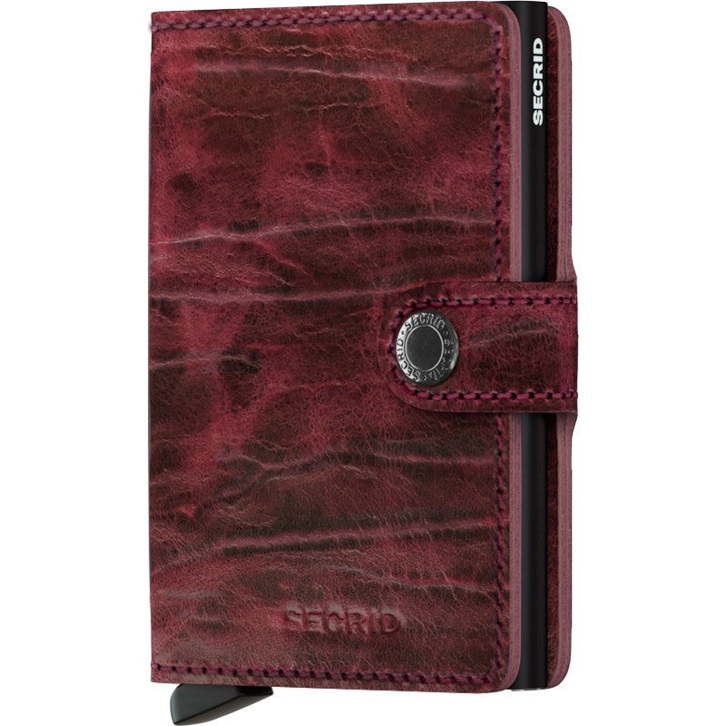 Secrid Mini Wallet Dutch Martin | Bordeaux MDM-Bordeaux