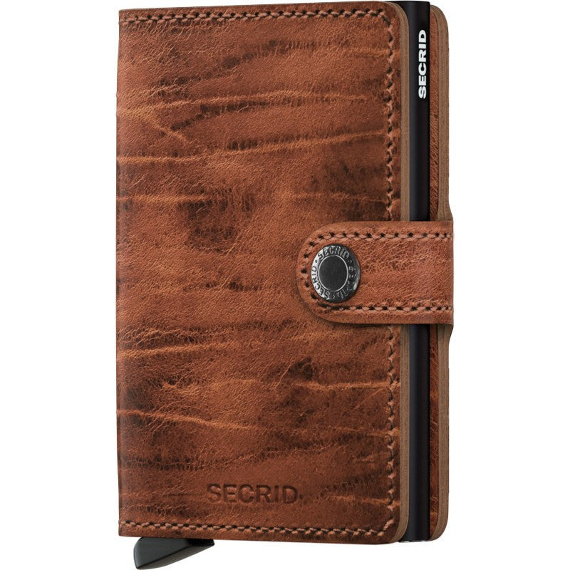 Secrid Mini Wallet Dutch Martin | Whiskey MDM-Whiskey