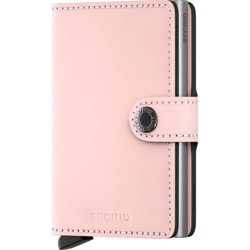 Secrid Mini Wallet | Matte Pink MM-Pink
