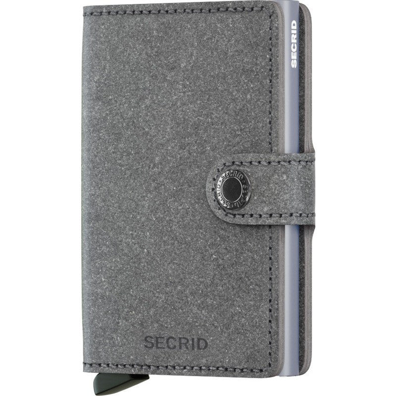 Secrid Mini Wallet | Recycled Stone MR-Stone