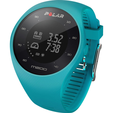 Polar M200 GPS Running Watch | Blue