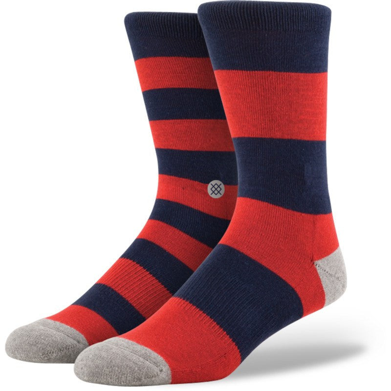 Stance Mariner Men's Socks | Navy L/XL