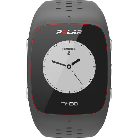 Polar M430 Advanced Running Watch | Black